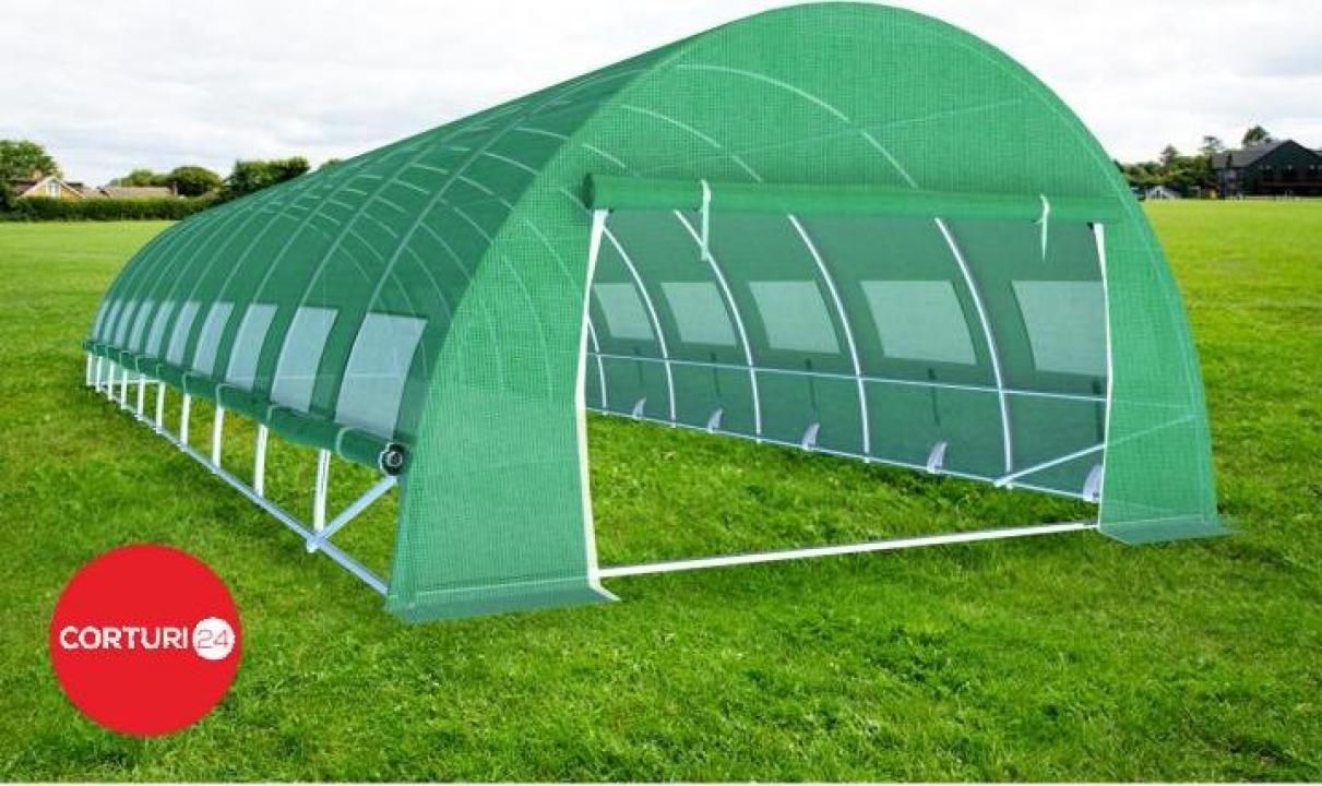 Solar de gradina / legume, sera flori 3x10 m