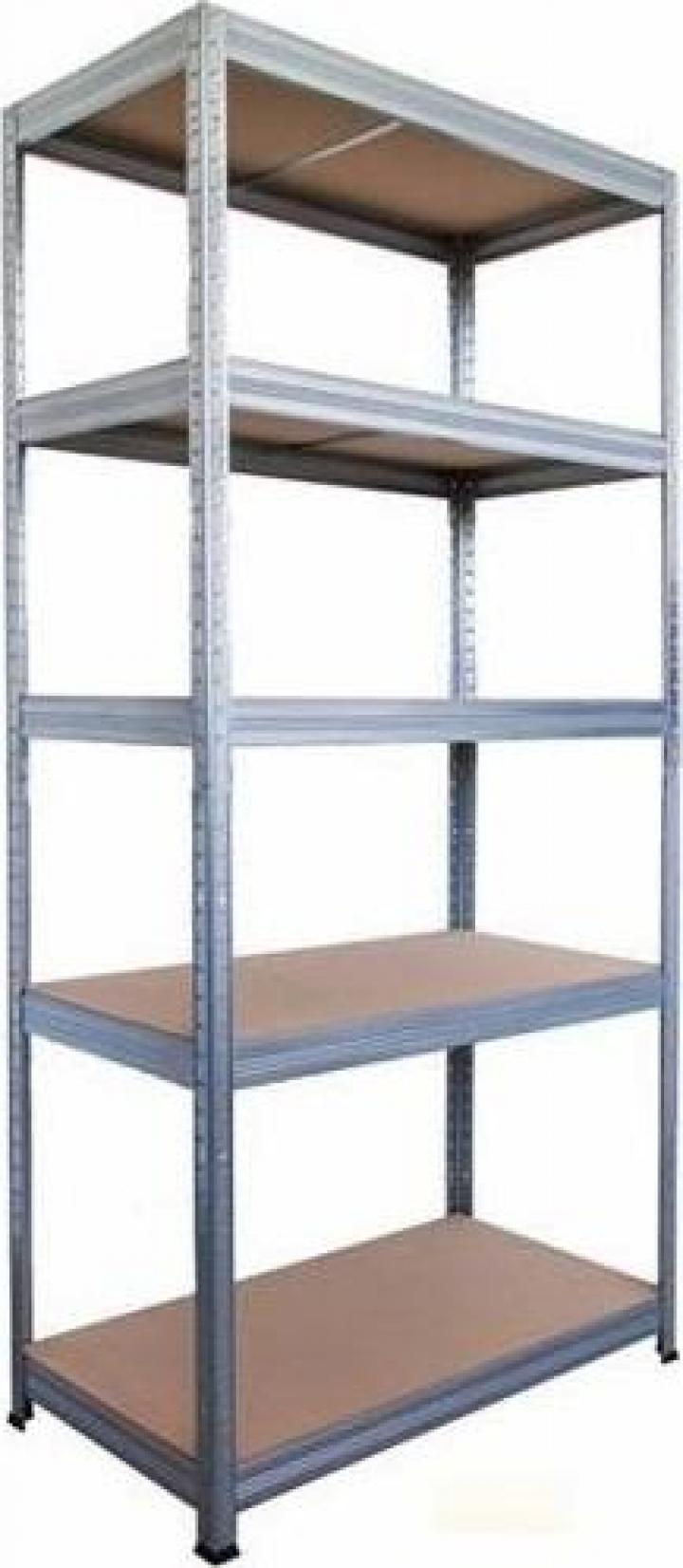 Raft metalic Eurostock - 275 kg/polita