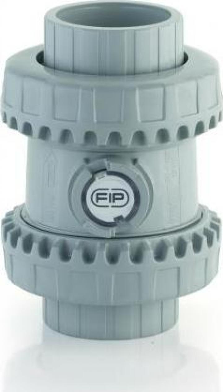 Supapa de siguranta cu bila Easyfit SXE PVC-C
