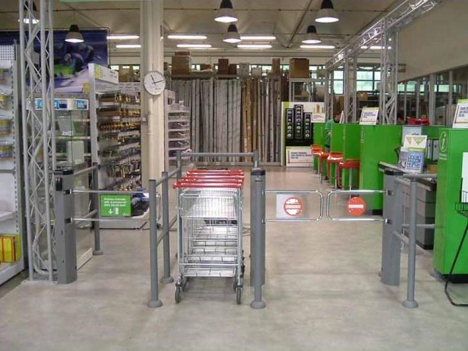 Sisteme de dirijare clienti Supermarket