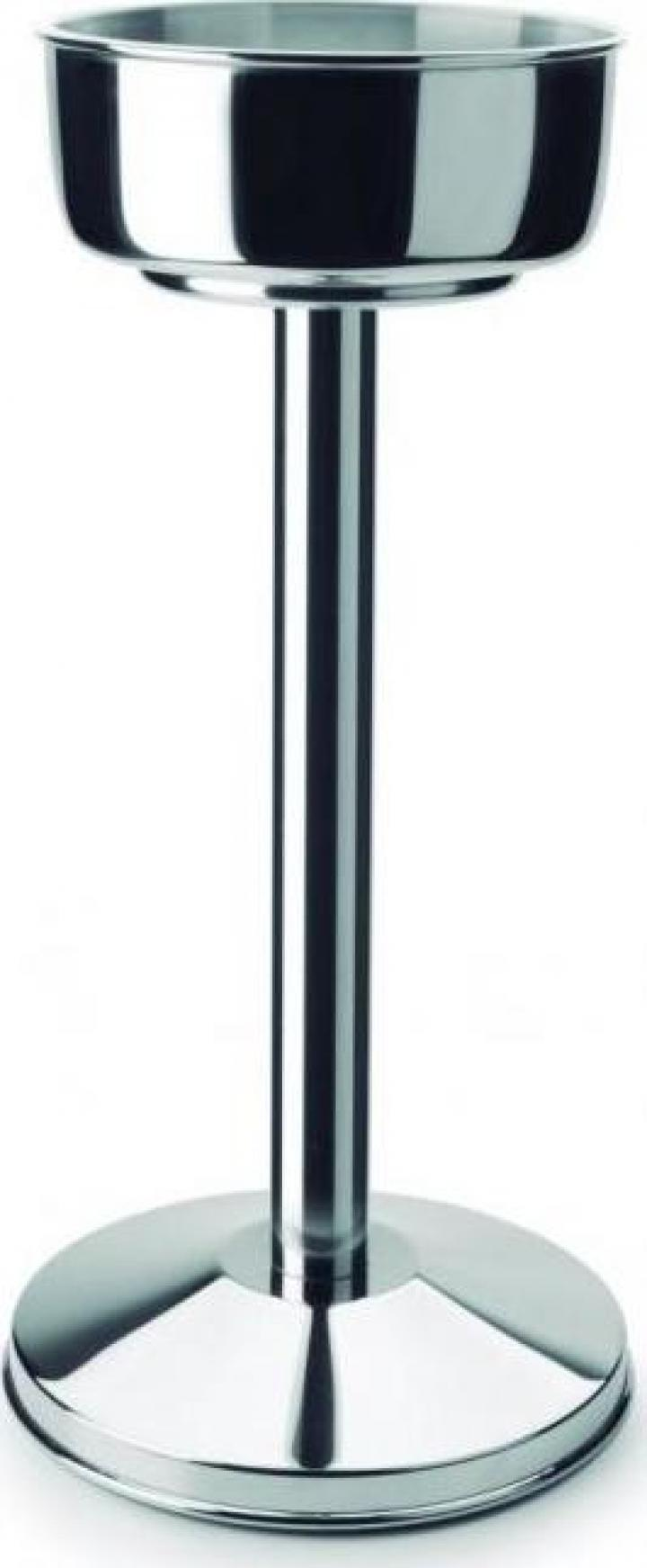 Picior inox pentru frapiera inox 5.5 litri