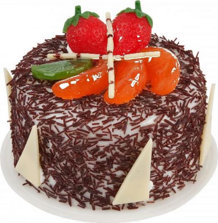 Pusculita Tort cu Fructe