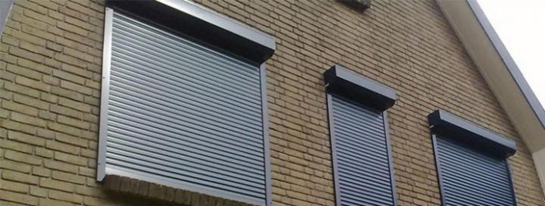 Rulouri exterioare din aluminiu sau PVC