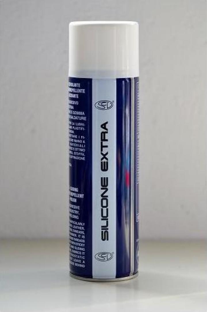 Spray siliconic lubrifiant
