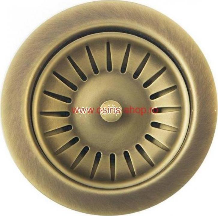 Ventil scurgere bronz 1 cuva APM1VCTPGO