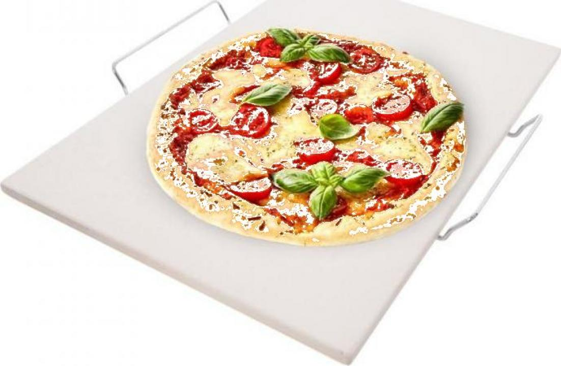 Piatra coacere pizza, paine, carne, legume