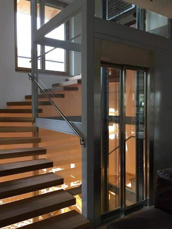 Ascensoare Home Lift