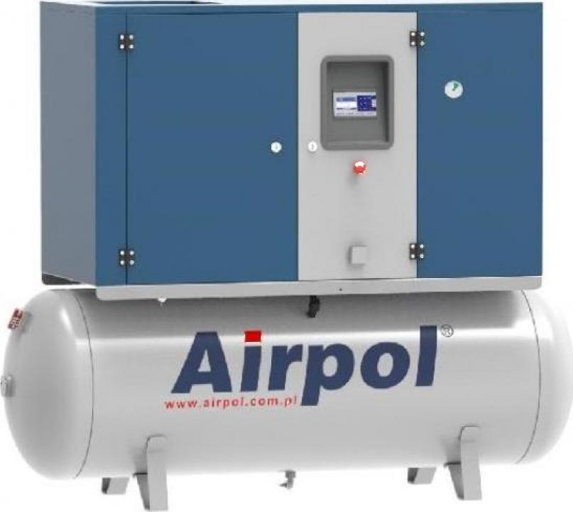 Compresor cu surub si uscator Airpol KT11
