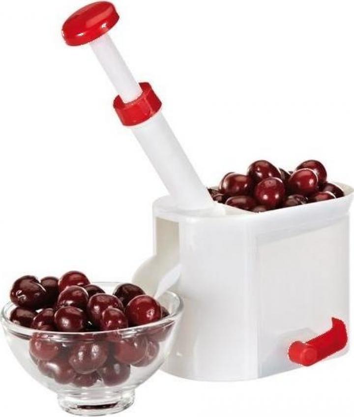 Dispozitiv pentru scos samburii de cirese / masline Helfer