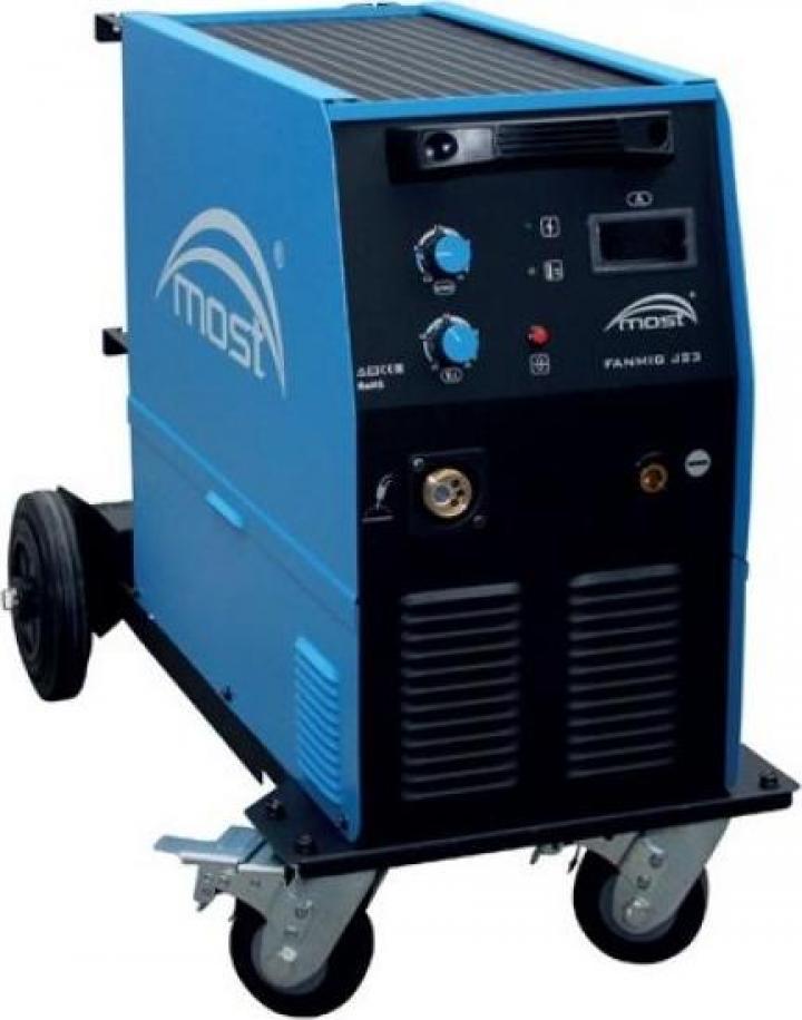 Invertor Fanmig J23, Mig/Mag 230V