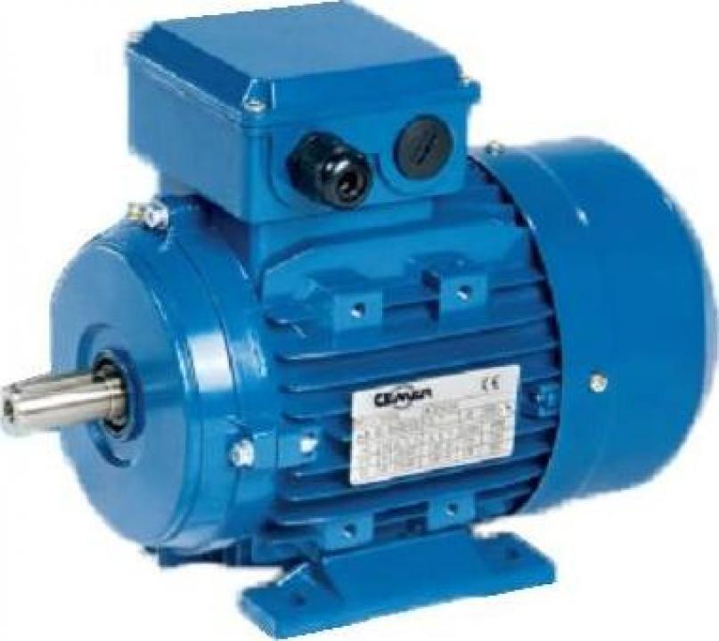 Motor electric asincron monofazat 1.1 kW, 1500 rpm, 4ML90 S