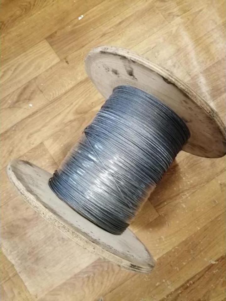 Cablu zincat