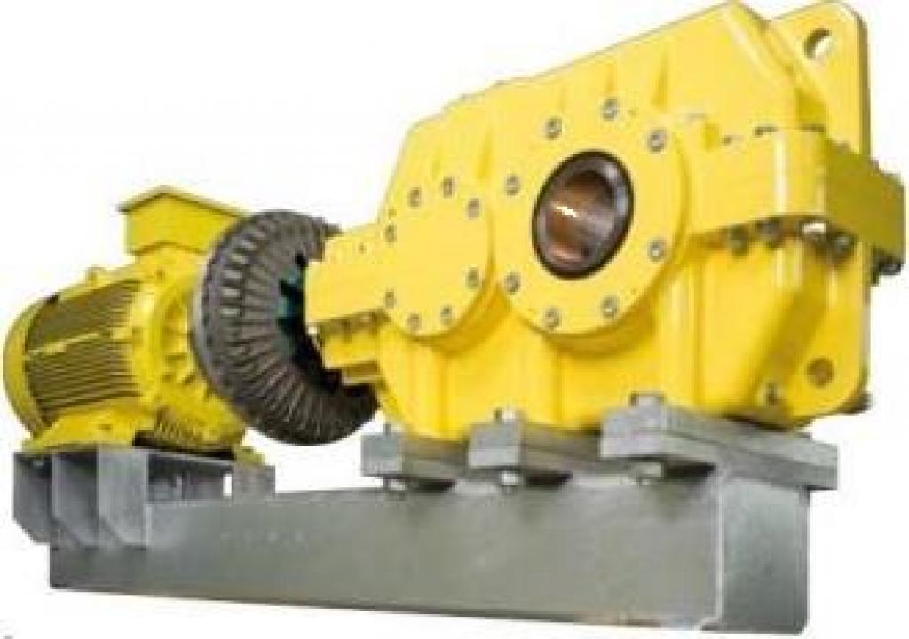Cuplaje motor-reductor de putere mare Quarrymaster Highpower
