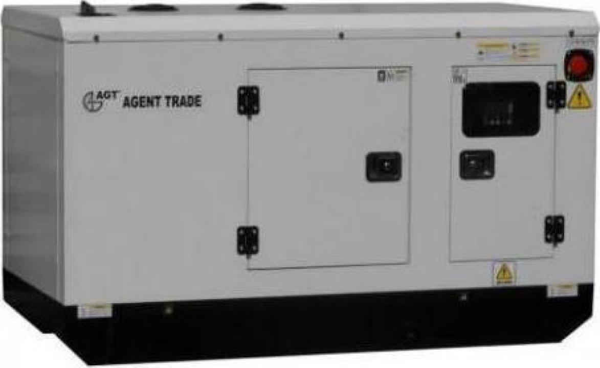 Generator curent trifazat AGT 310 DSEA