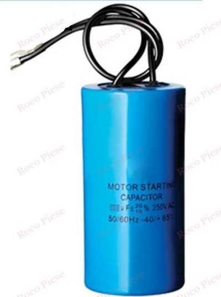 Condensator pornire motor electric (CD60 250uF 250V)