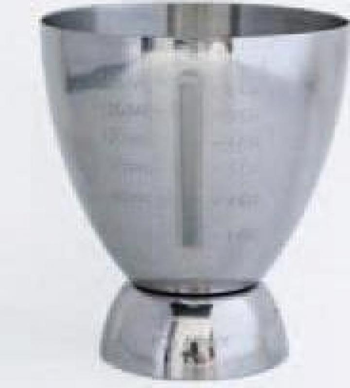 Masura inox pentru bar 20 ml / 180 ml (jigger)