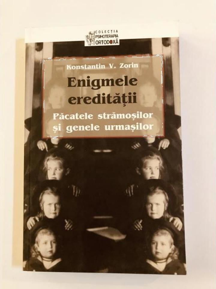 Carte, Enigmele ereditatii K.V.Zorin
