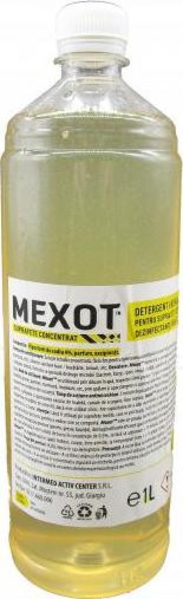 Solutie concentrata/suprafete, Dr. Glomax - Mexot, 1l
