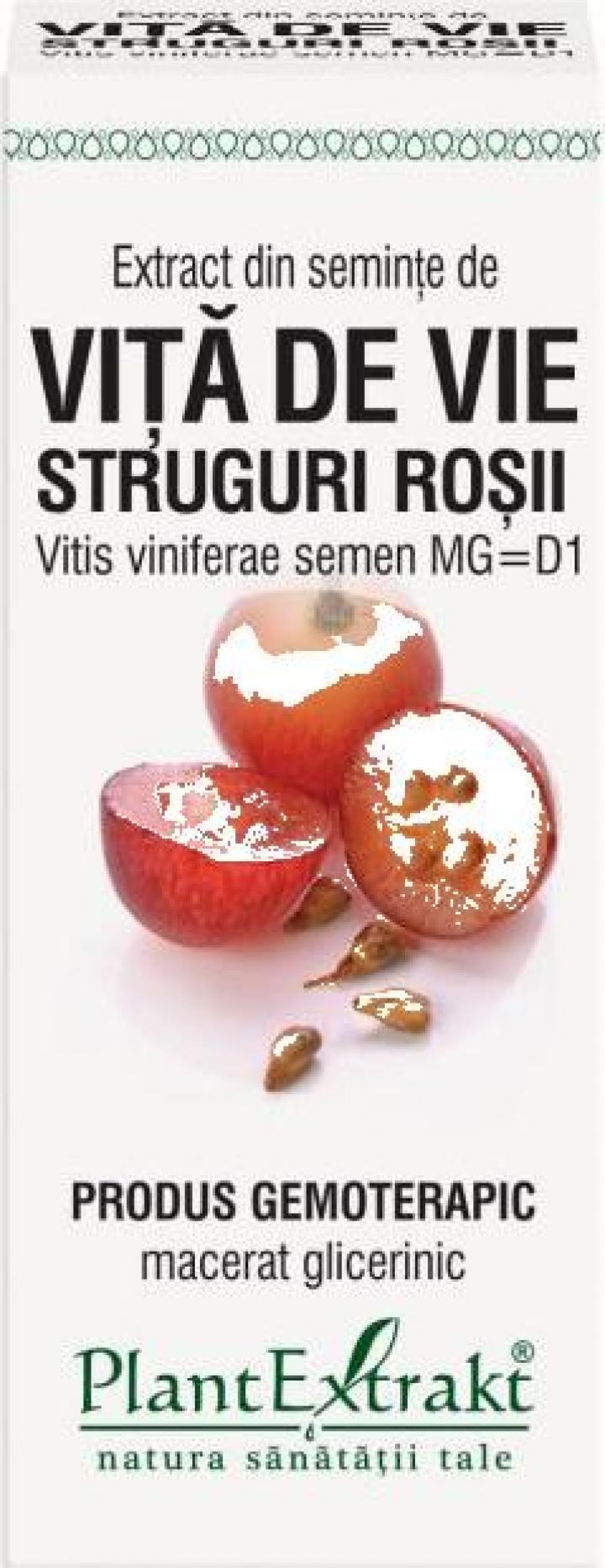 Extract din seminte vita de vie (Vitis Vinifera)