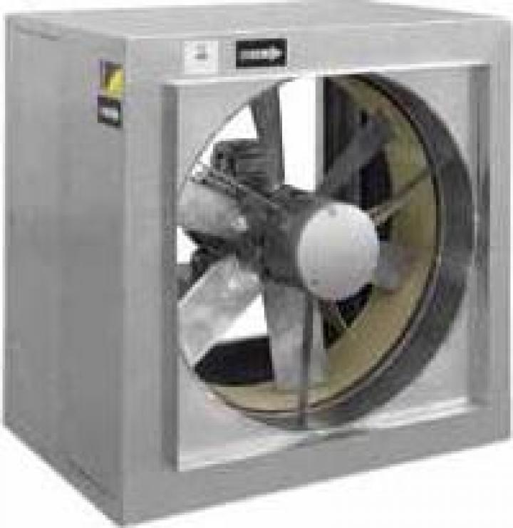 Ventilator axial extractor de fum CJTHT- 45-4T-0.75Plus