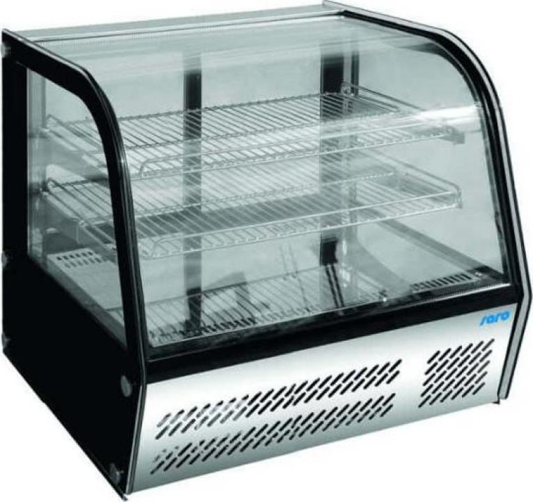 Vitrina frigorifica refrigerare ventilata Saro Lisette