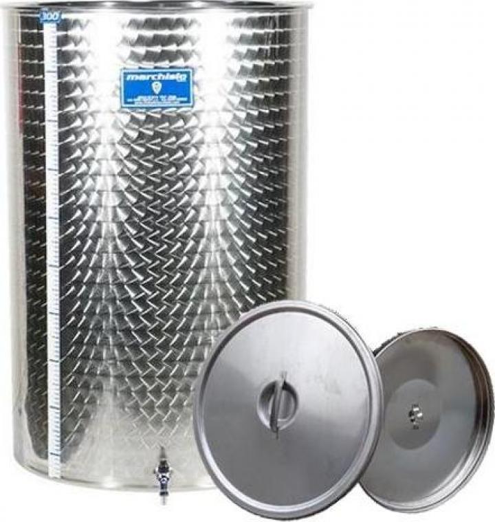 Cisterna inox Marchisio SPO50, 50 litri