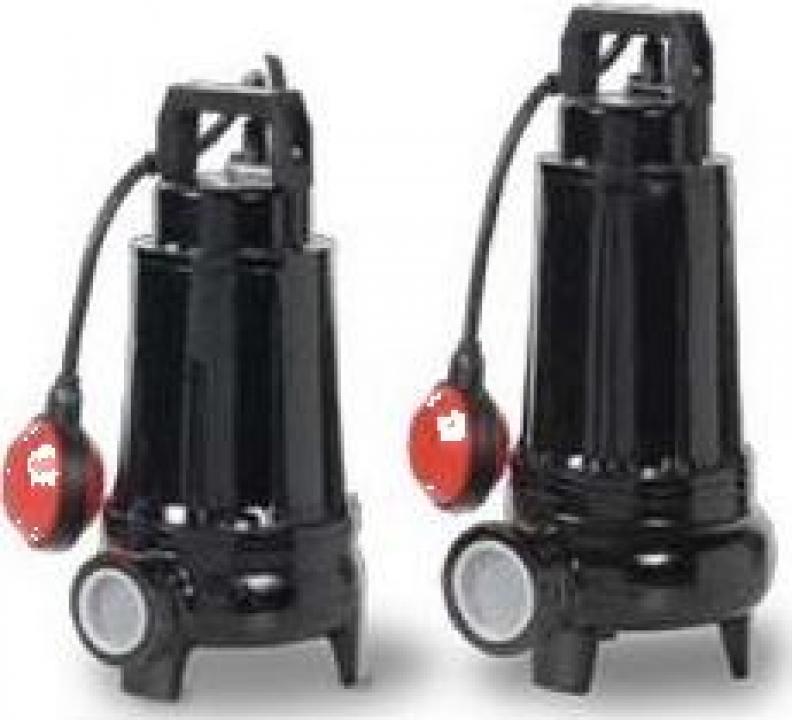 Pompe submersibile apa uzata