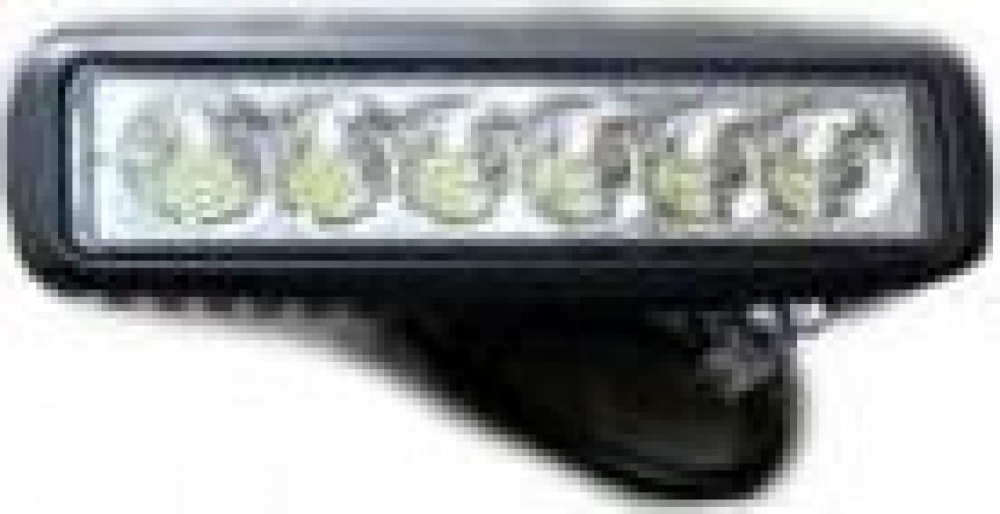 Proiector auto GT 3400, 18W, 6 Leduri - patrat