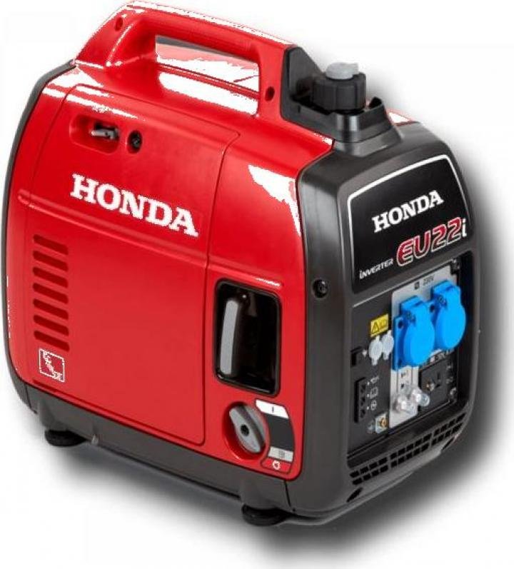 Generator de curent - inverter, monofazat, Honda EU22iT