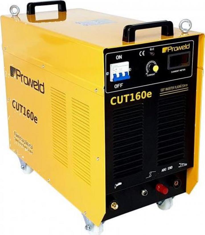 Aparat taiere cu plasma ProWeld Cut160e, 400V