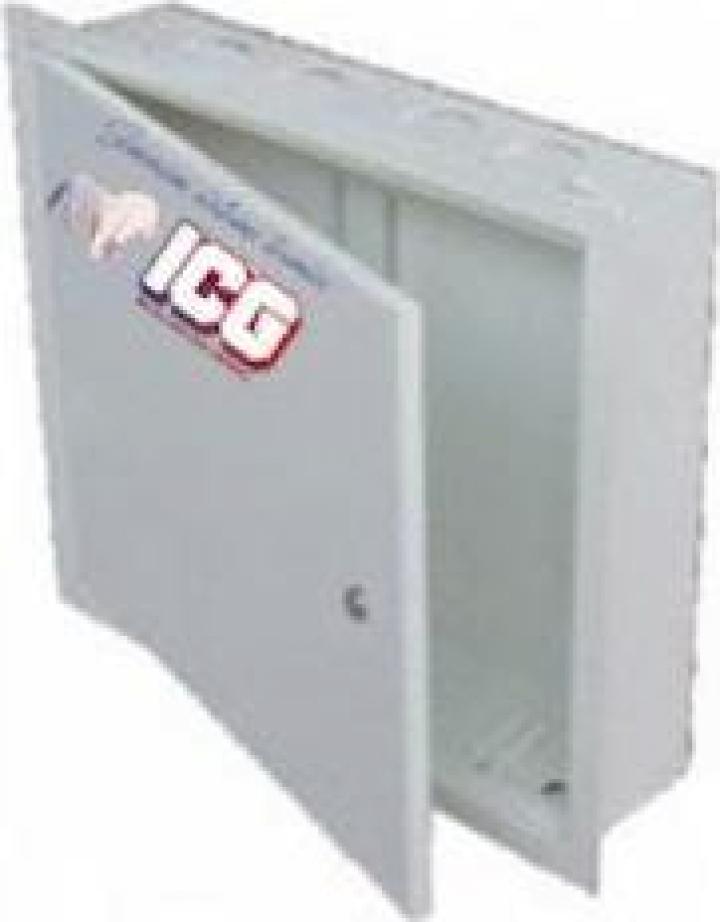 Cutie distibuitor metalica 800X450X110