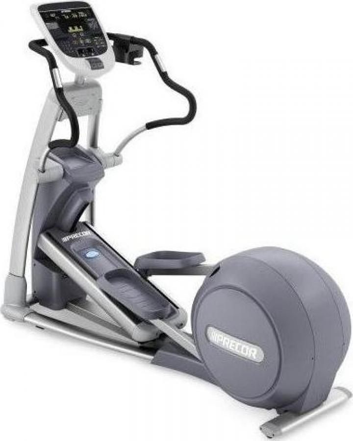Bicicleta eliptica profesionala Precor EFX 833