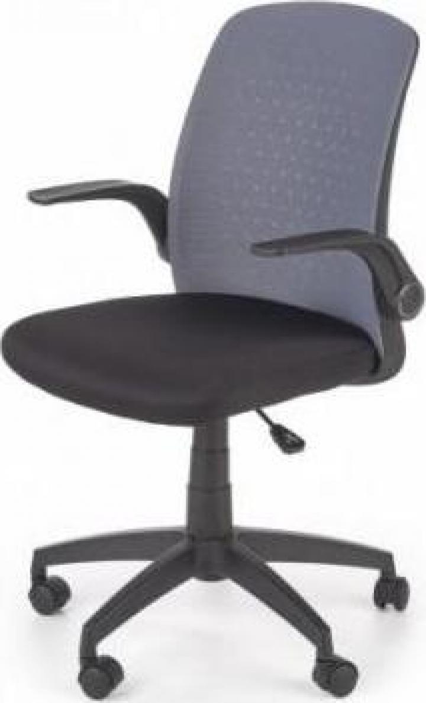 Scaun de birou, culoare negru / gri Secret