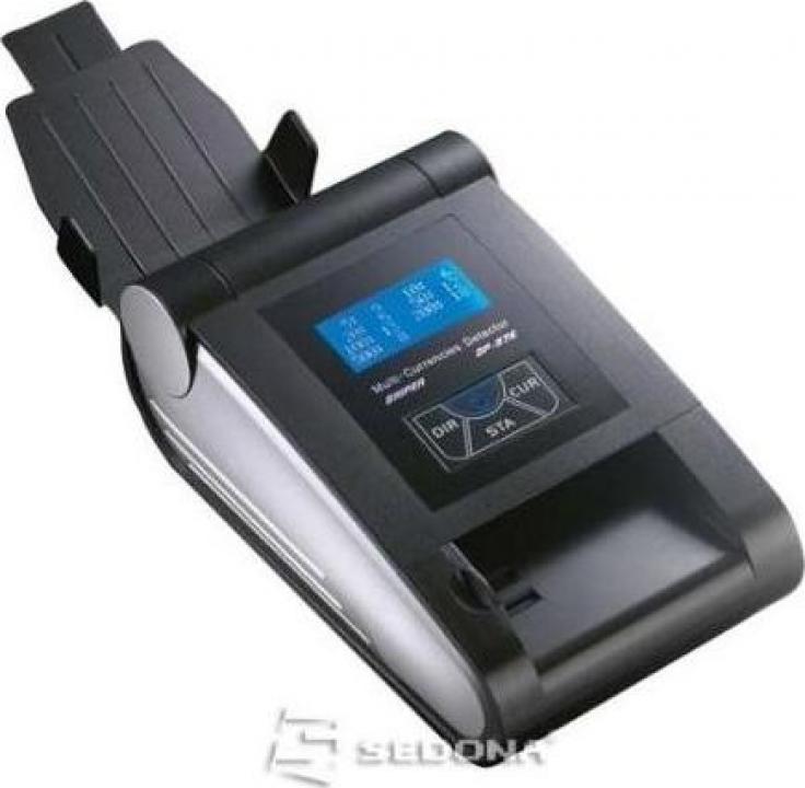 Detector automat de falsuri DP 976 - 8 valute